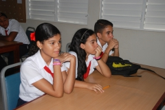 POP-Colegio Santa Rosa-Just Eat it-estudiantes. (12)